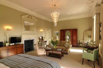 Nanteos Mansion Wales