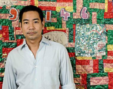Portrait of Jakkai Sitibutr, Bangkok, Thailand