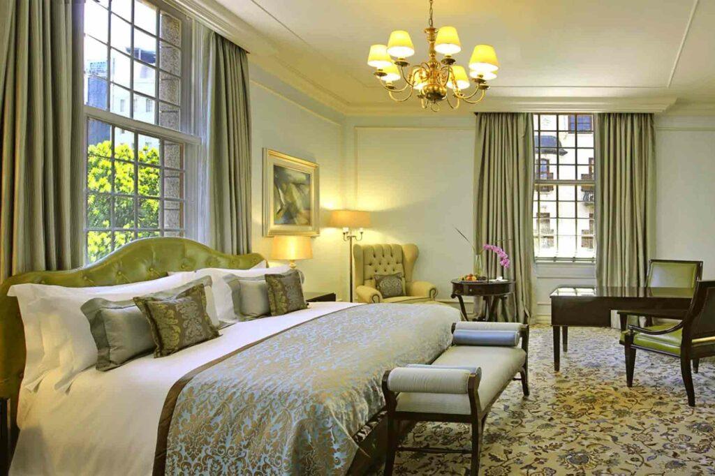 Taj Cape Town suite