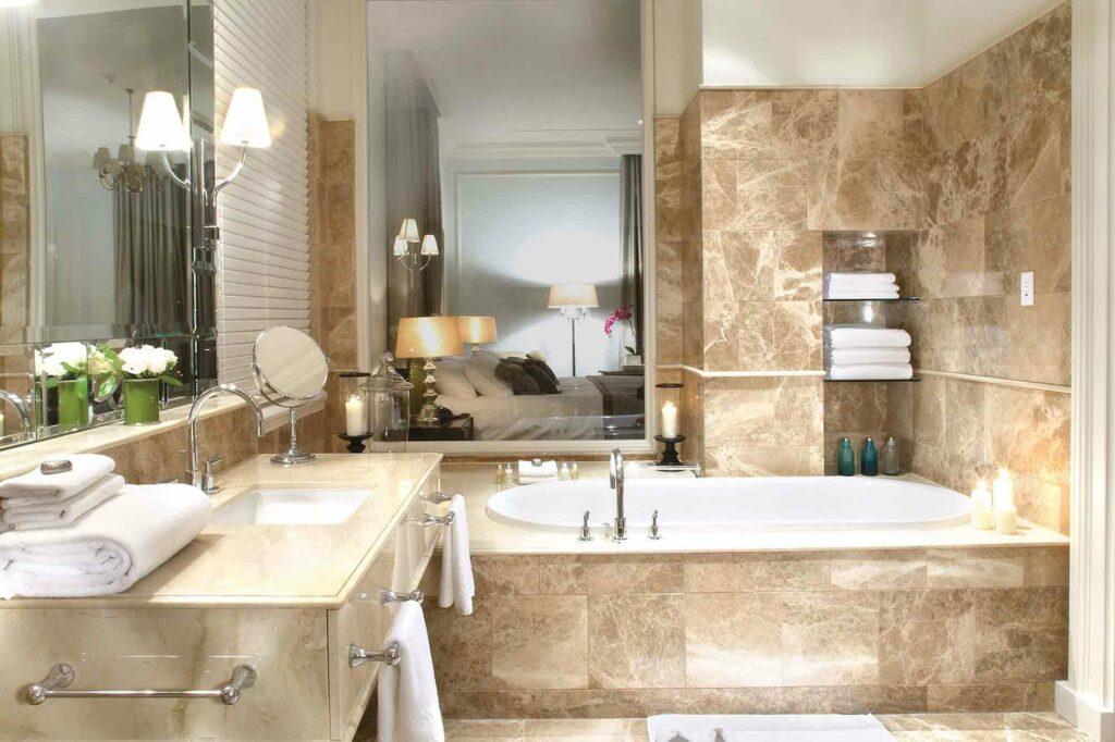Taj Cape Town bath