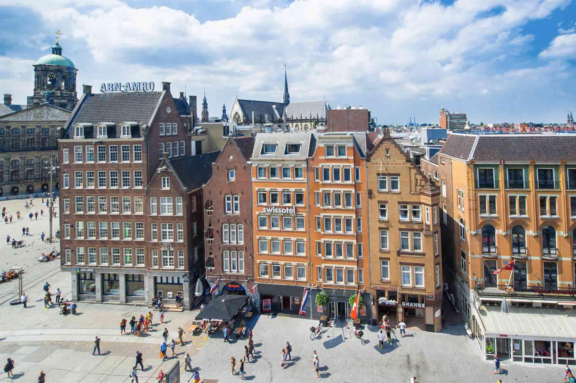 Swissotel, Amsterdam, Netherlands