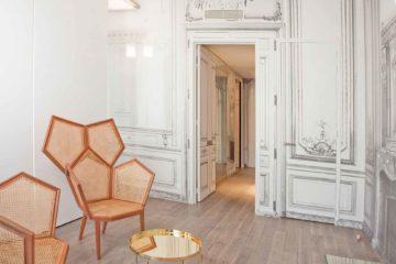La Maison de Champ Elysees, Paris