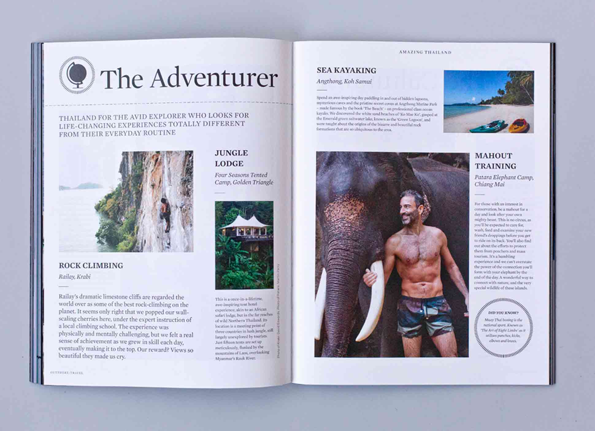OutThere/Travel Great British Issue preview - Thailand Gay Supplement
