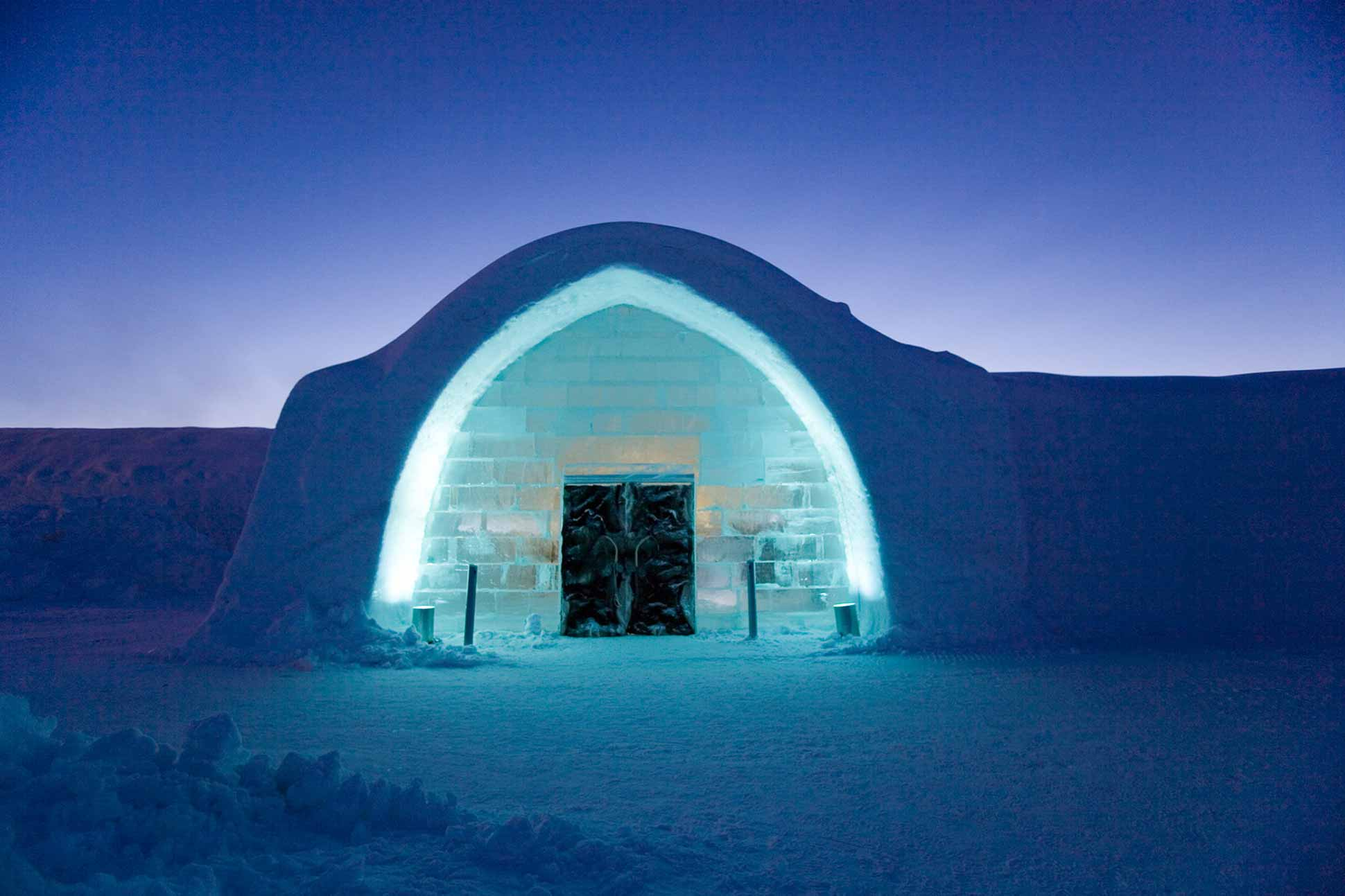 ICEHOTEL, JUKKASJARVI, SWEDEN – Out There magazine | Luxury and ...