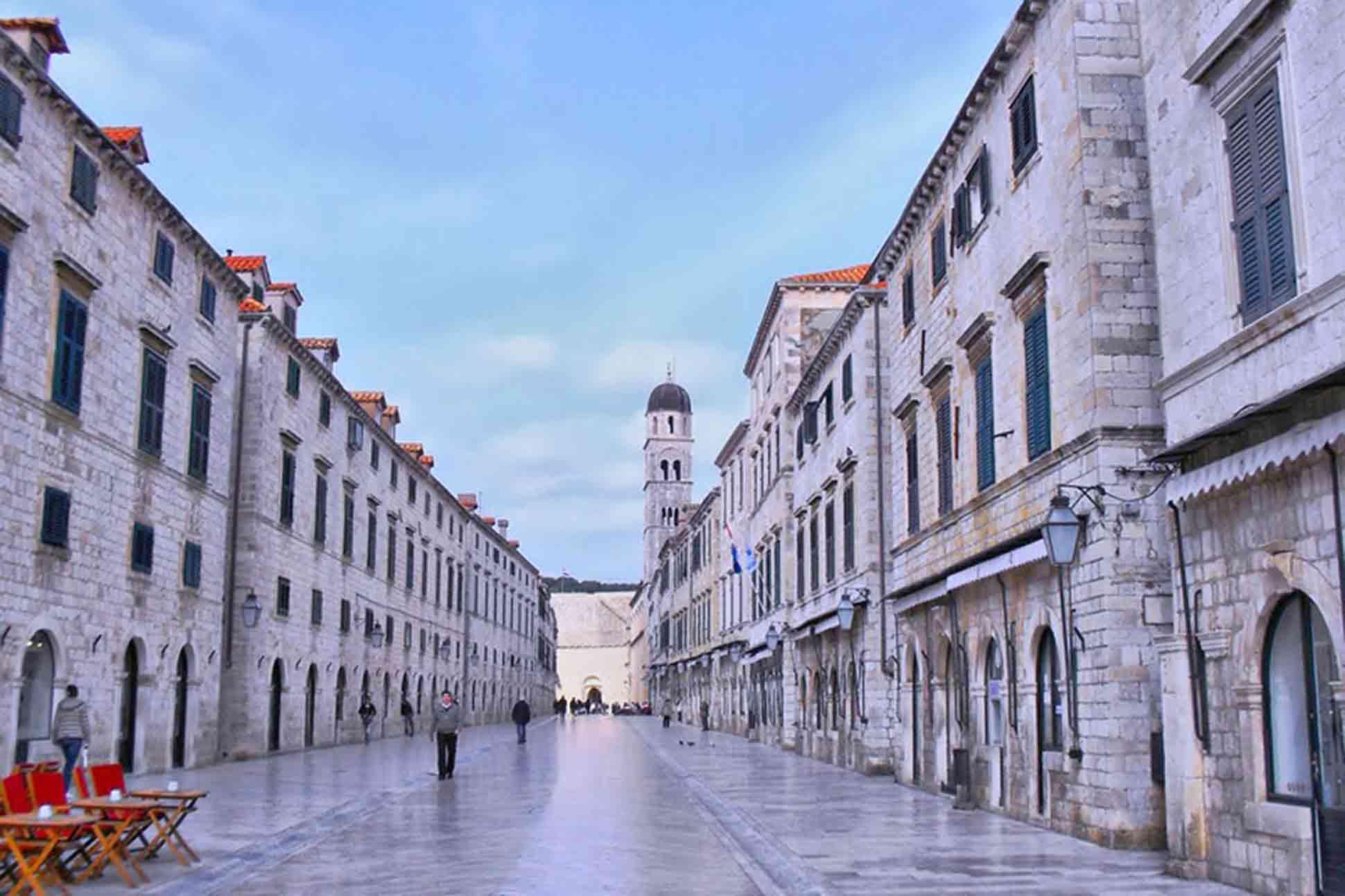 Dalmatian Coast, Croatia, Uwern Jong