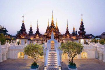 Dhara Dhevi hotel, Chiang Mai, Thailand