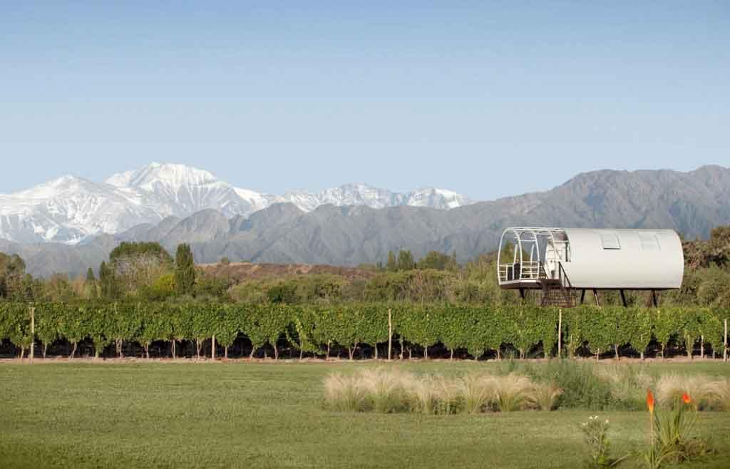 Entre Cielos, Mendoza, Argentina