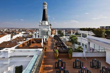 ME Madrid, Spain
