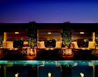 Mondrian, West Hollywood, LA