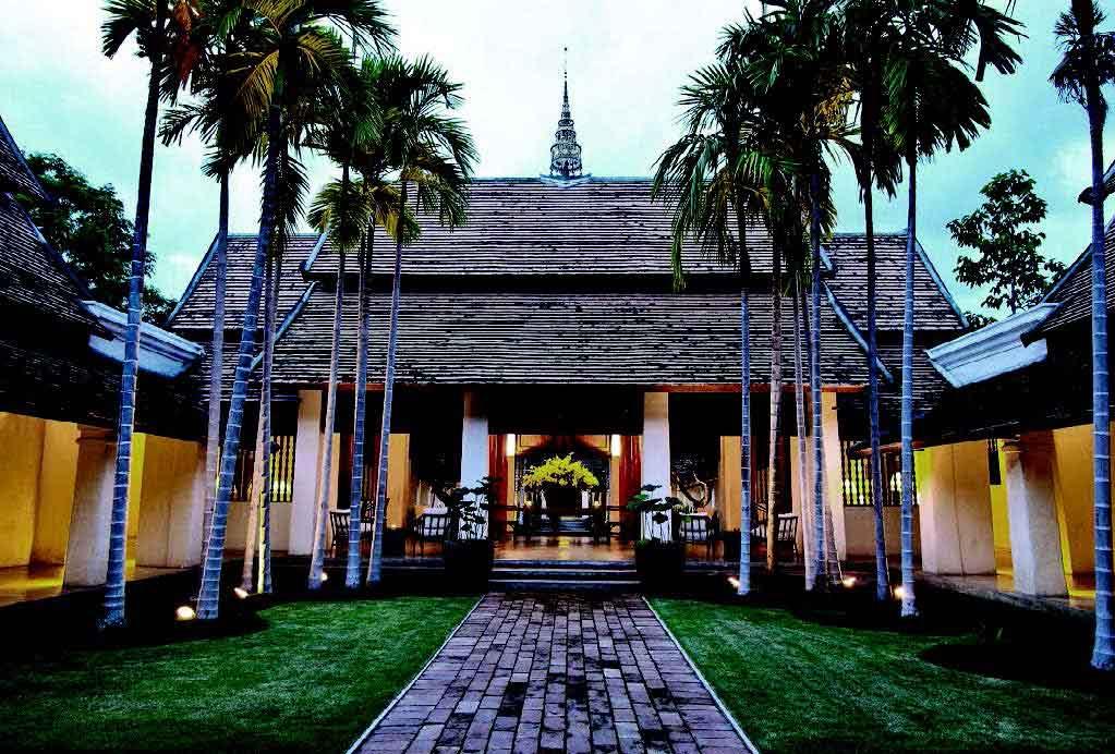 Rachamanka, Chiang Mai