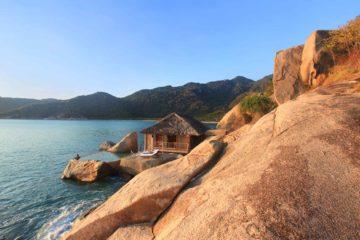 Six Senses Hideaway, Ninh Van Bay, Vietnam