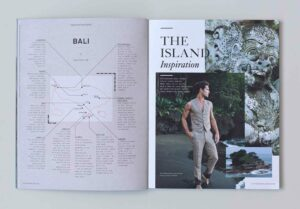 Out There Travel Beautiful Bali Issue Preview - Bali photoshoot with crew clothing