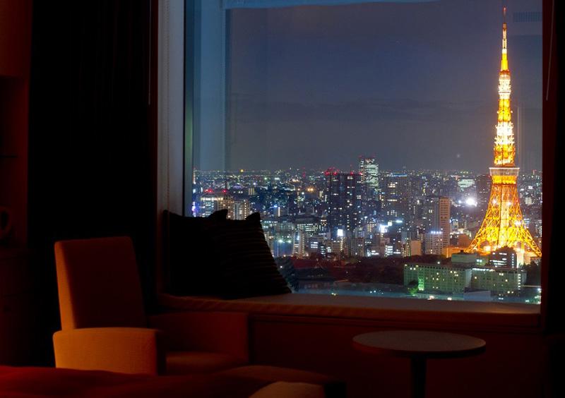 Park Hotel, Tokyo, Japan