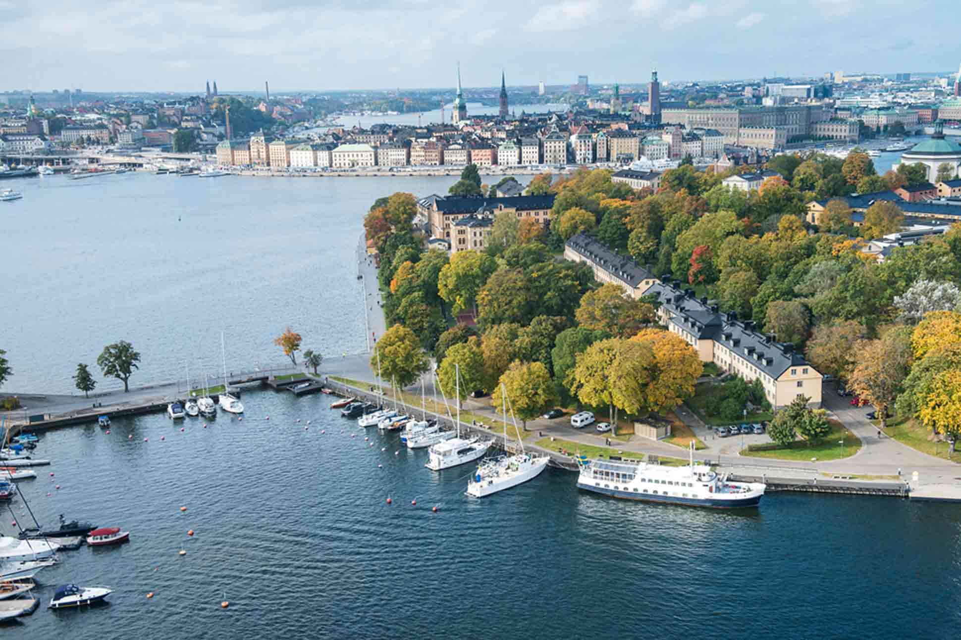 Skeppsholmen Stockholm