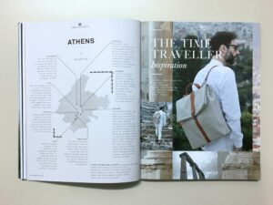 Out There Travel Authentic Athens Issue Previews