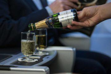 British Airways now serving Champagne de Castlenau on short haul flights