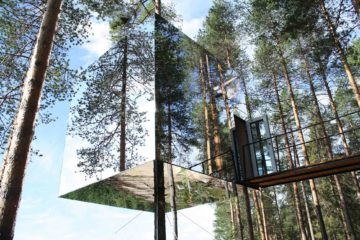 Tree Hotel, Harrads near Lulea