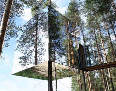 Tree Hotel, Harrads near Lulea