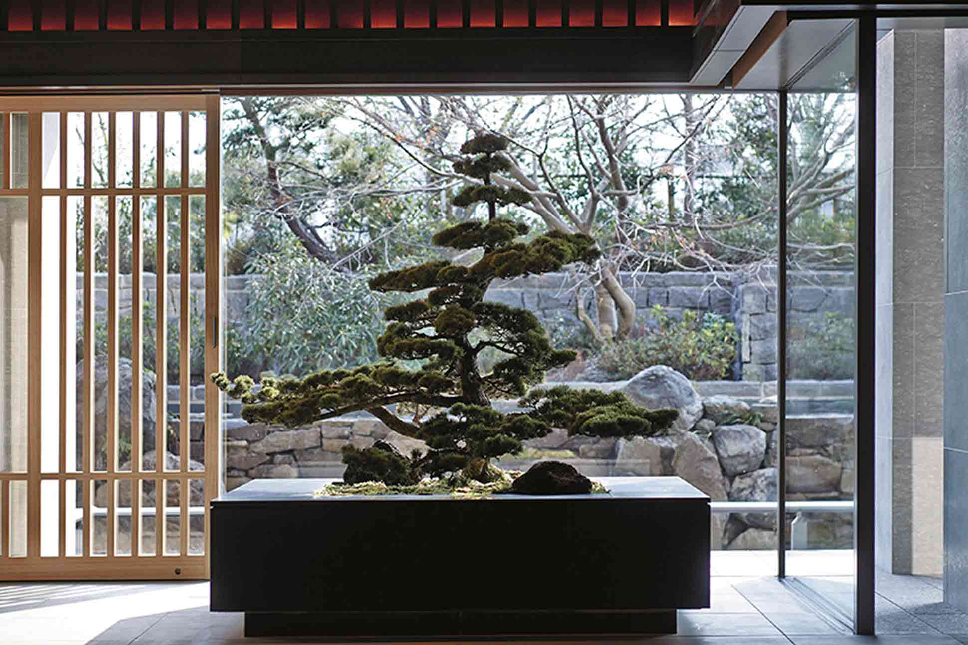 Ritz Carlton Kyoto Japan