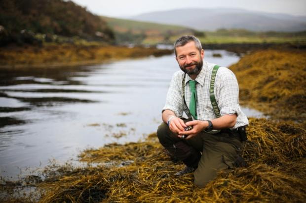 Mitchell Partridge, Skye Ghillie