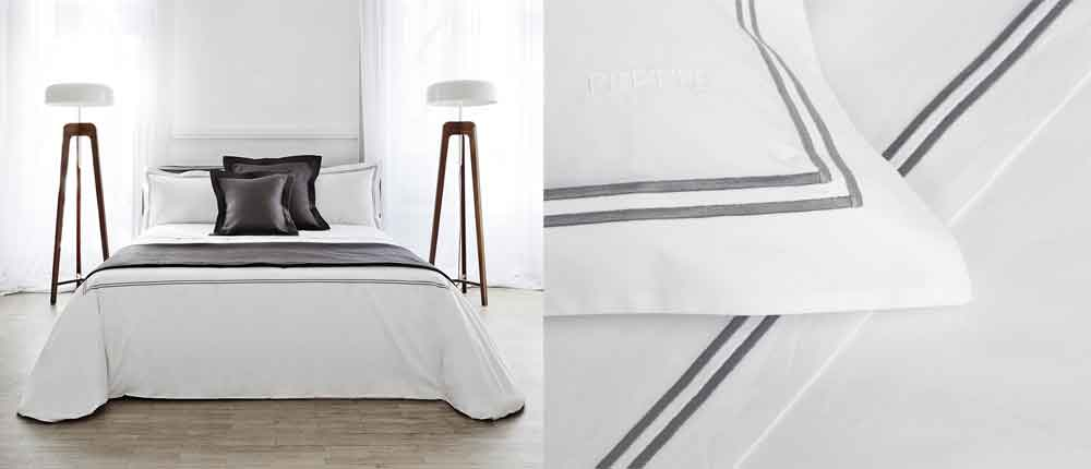 Frette Bedlinen is arguable the world's best kept hotel secret