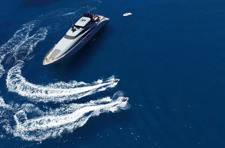 Grey Matters, super yacht available for rent with SuperYachtsMonaco