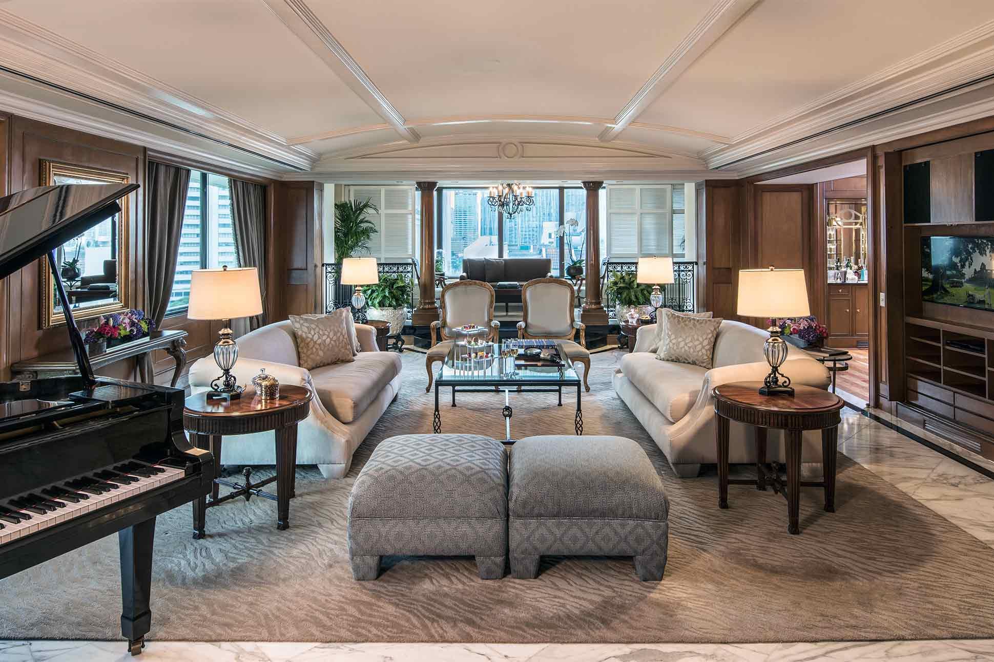 Suite at The Peninsula Manila, The Philippines