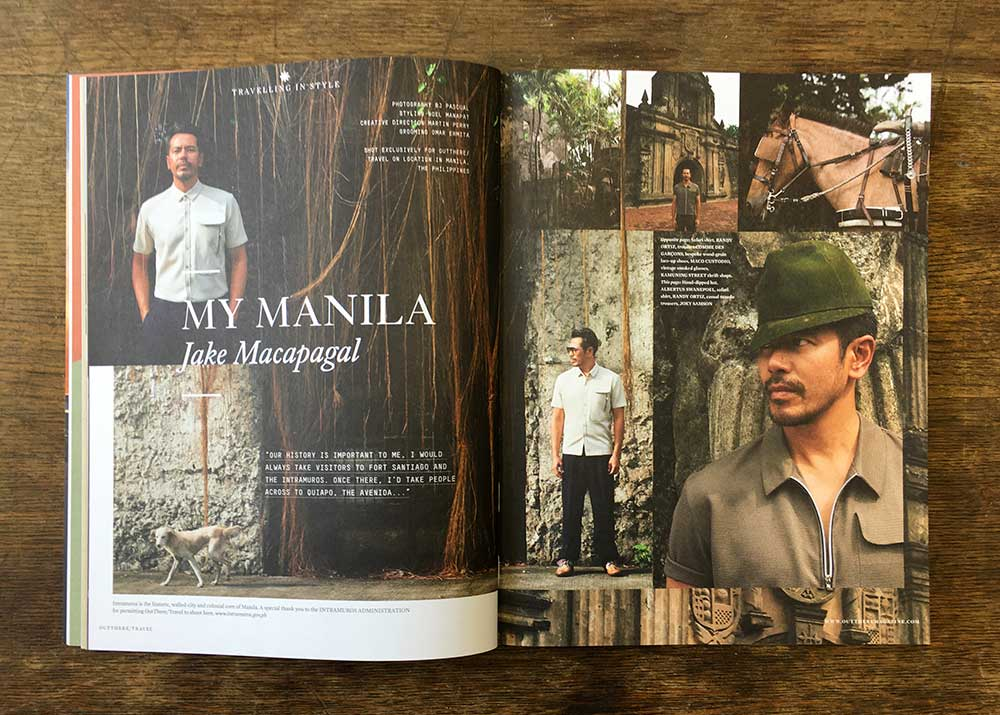 OutThere/Travel - The Modern Manila Issue
