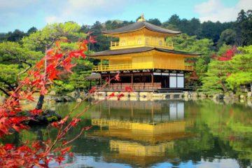 Kyoto's Golden Pavillion