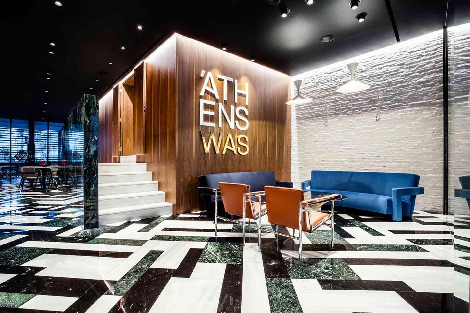 AthensWas, Design Hotel, Athens, Greece