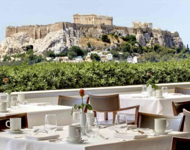 Grand Bretange Hotel, Athens, Greece