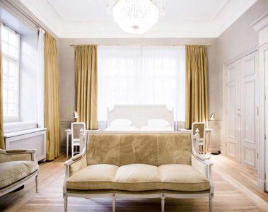 Suite at Hotel Kungstradgarden Stockholm