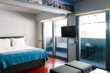 Periscope Hotel Athens Greece