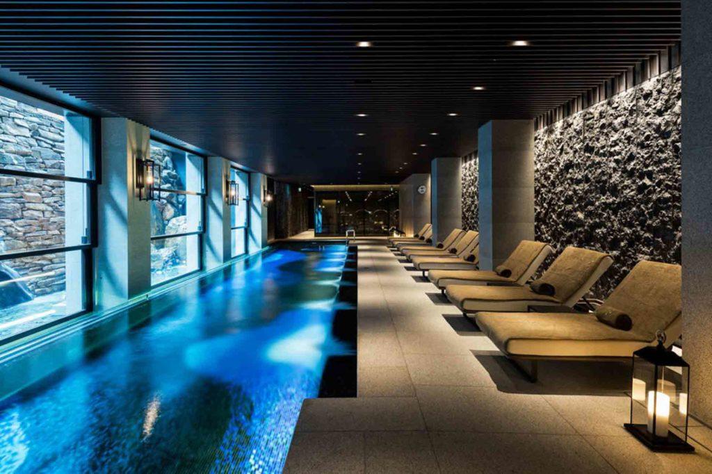 Pool at The Ritz-Carlton Kyoto