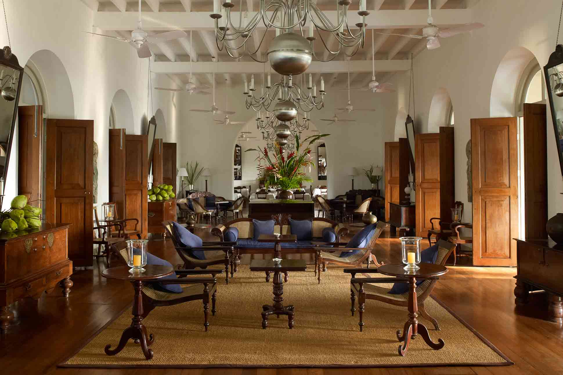 Beautiful Banquette Amangalla Galle Sri Lanka Out There Magazine Luxury