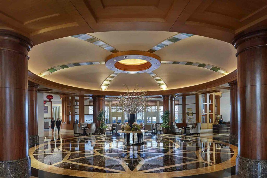 Mandarin Oriental Washington D.C. lobby