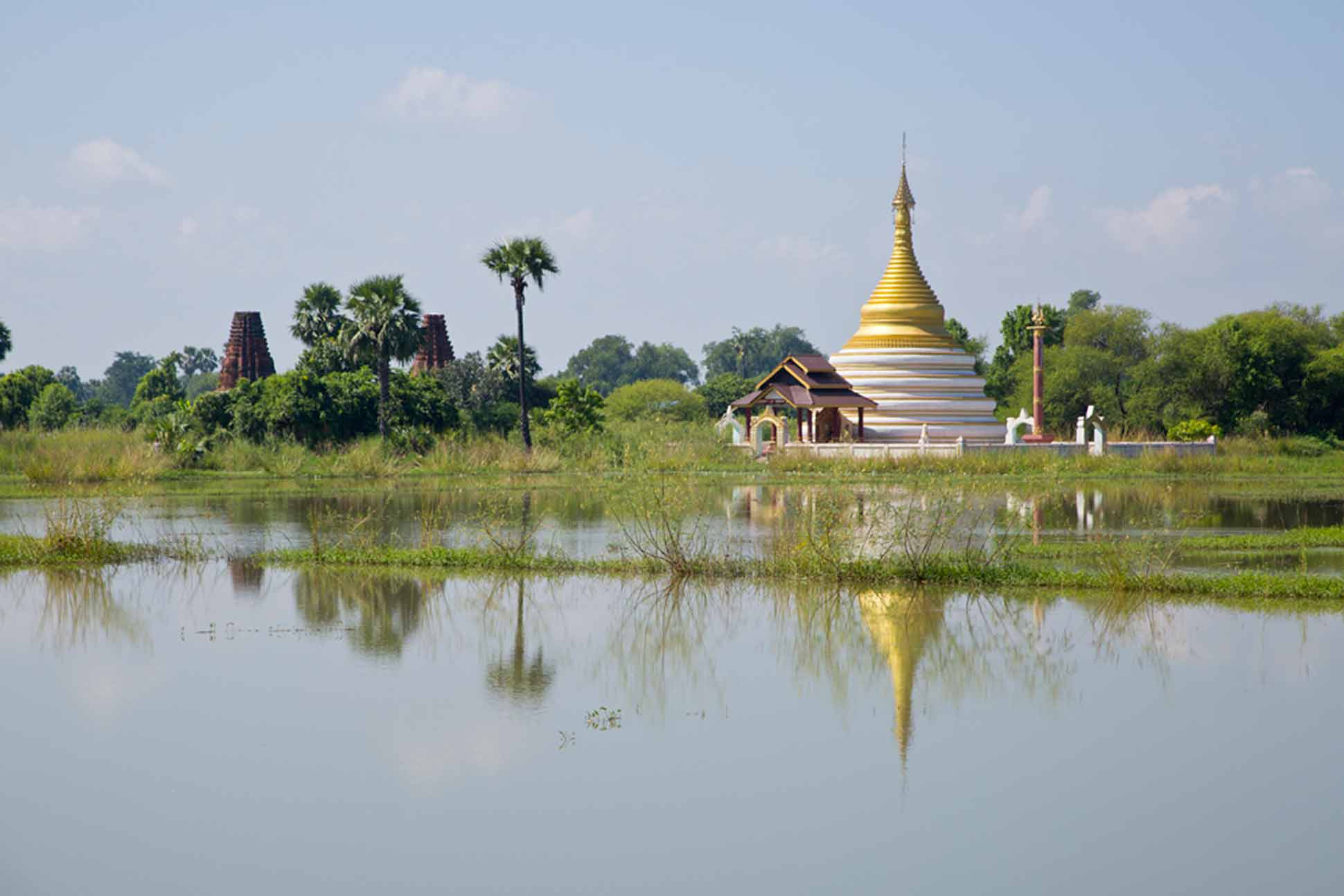 Scenes from Belmond Road to Mandalay