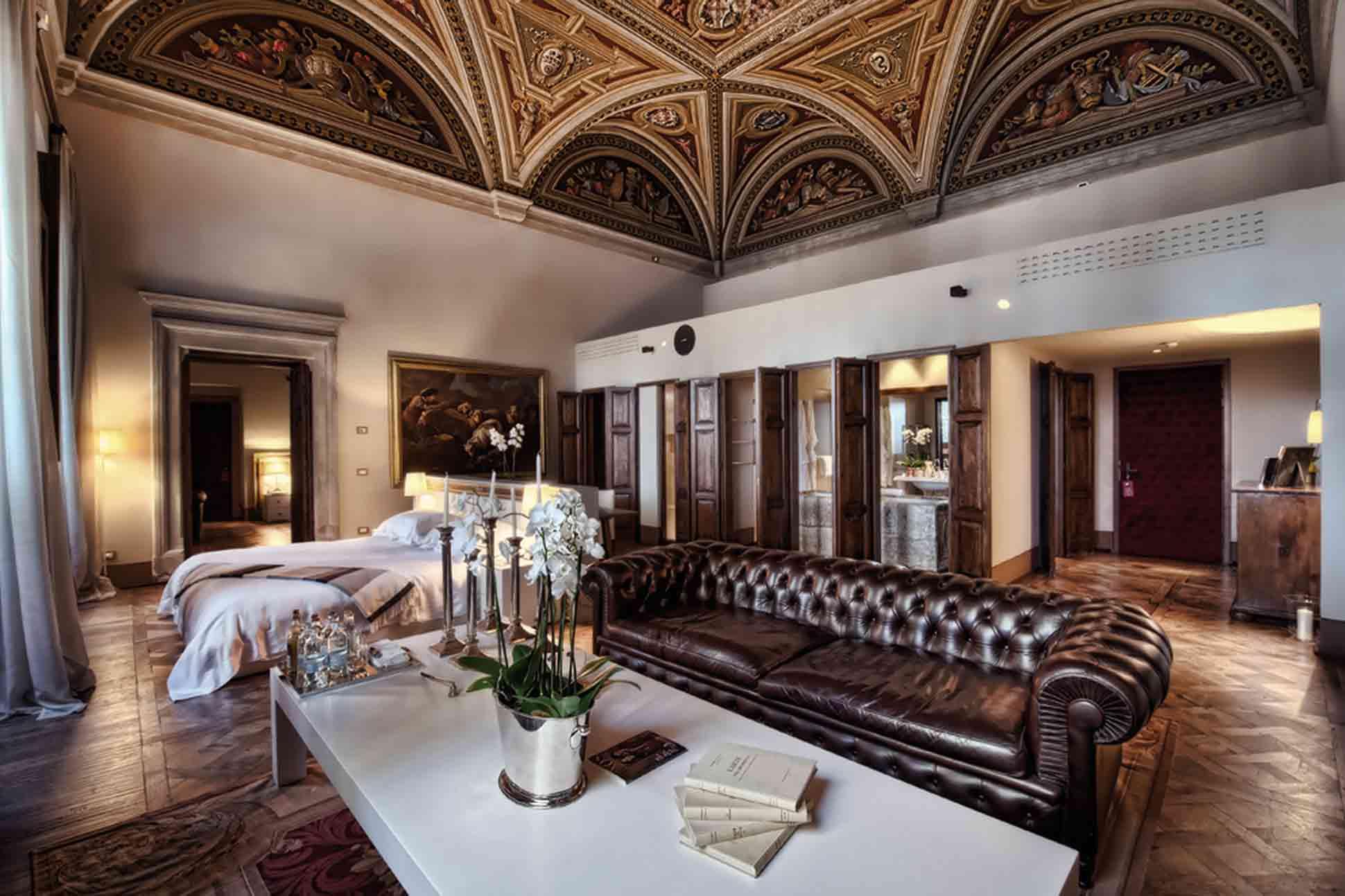 Il Salviatino Affresco Suite