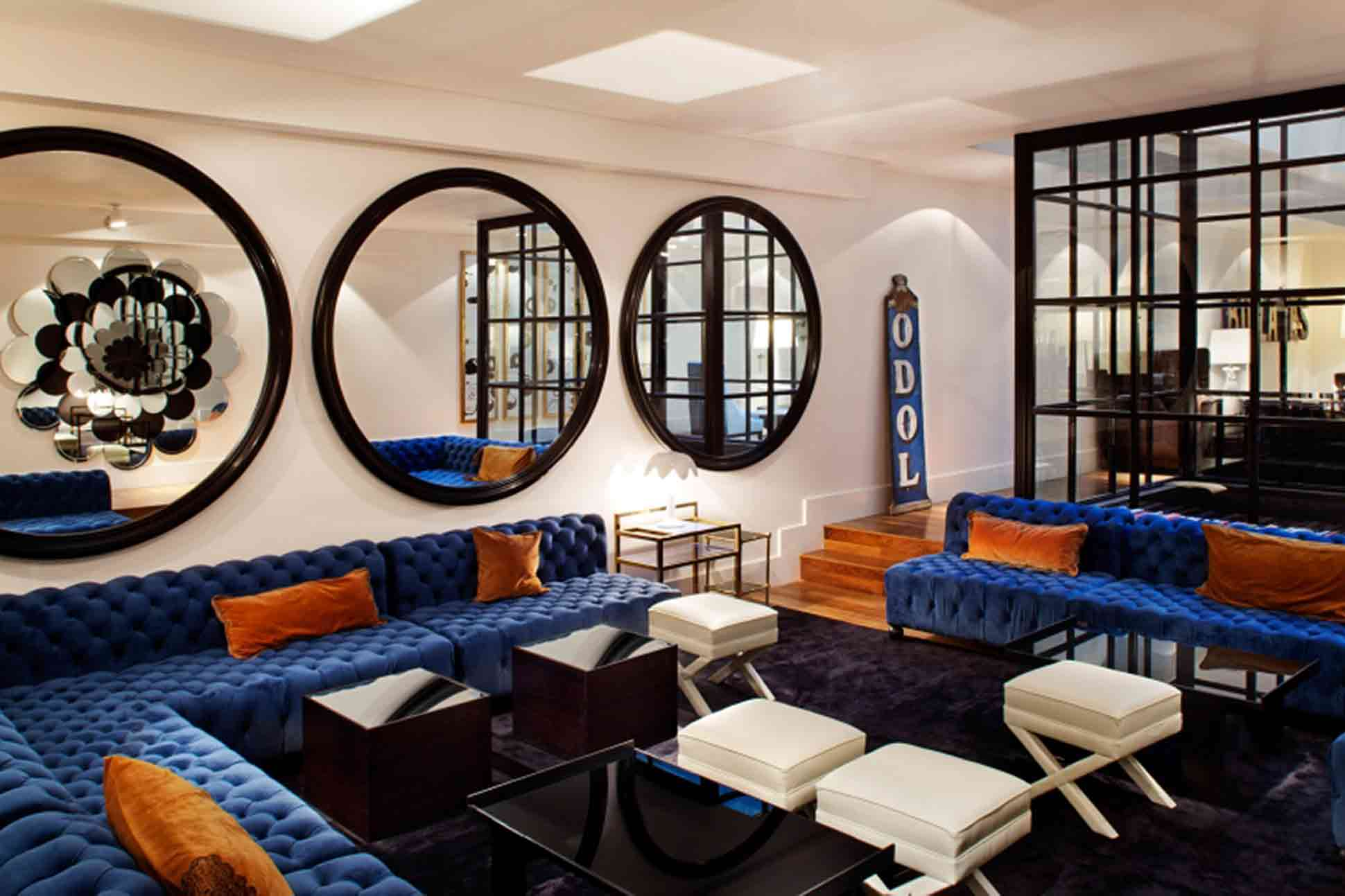 Hotel pulitzer buenos aires argentina out there for Hotel design buenos aires