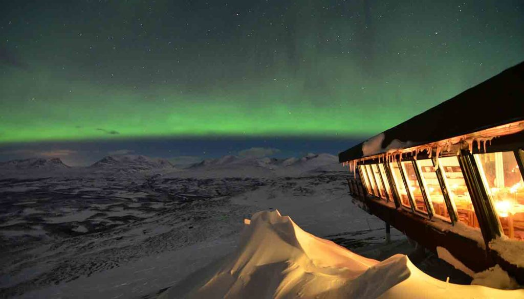 Abisko Sky Station Swedish Lapland