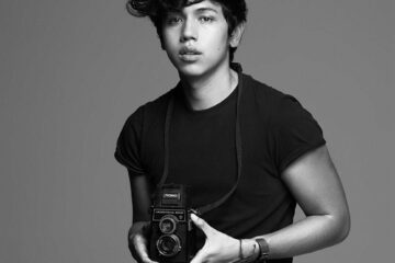 Portrait of BJ Pascual, Manila, The Philippines