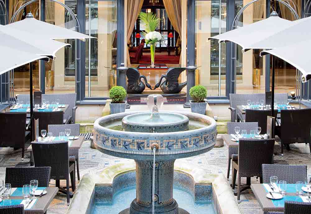 Hotel California Paris Champs Elysees, Paris, France