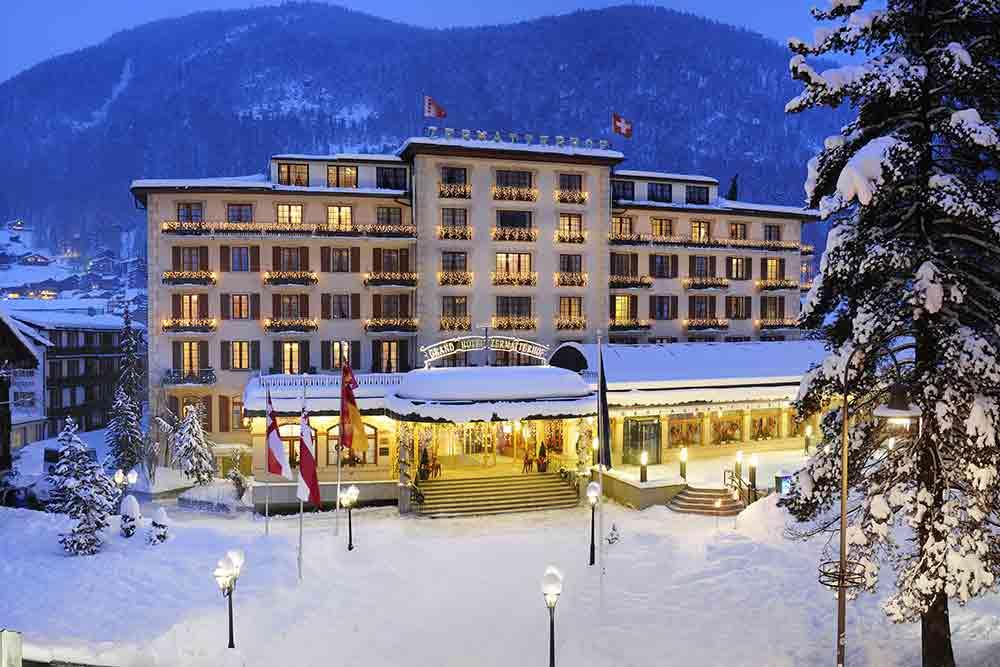 Grand Hotel Zermathof