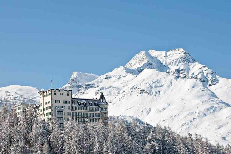 Hotel Waldhaus Sils