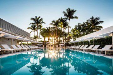 Pool at COMO Metropolitan Miami