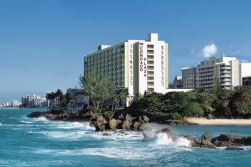 The Condado Plaza Hilton, San Juan, Puerto Rico, USA