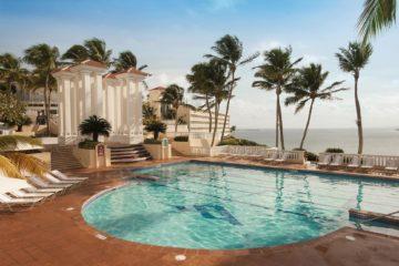 El Conquistador Resort, Fajardo, Puerto Rico, USA