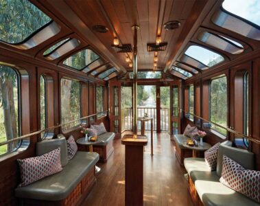 Belmond Hiram Bingam and Belmond Sanctuary Lodge, Machu Picchu, Peru
