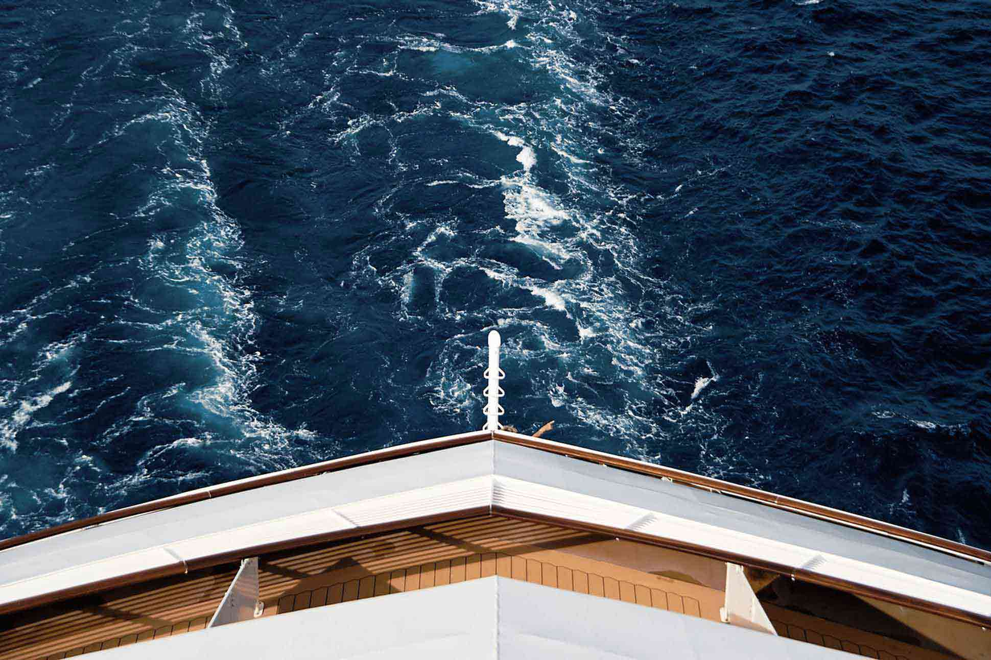 Carry on cruising: <br>The high seas – a huge opportunity for growth