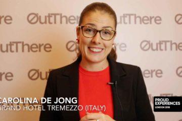 Carolina de Jong, Grand Hotel Tremezzo